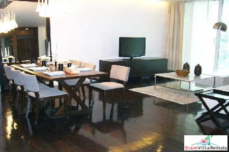 Three Bedroom Luxury in Fantastic Complex and Location, Sukhumvit Soi 20.