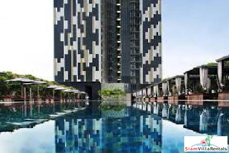 The Met Sathorn | High Quality Two Bedroom Condo Five minutes walk to BTS station. Sathorn