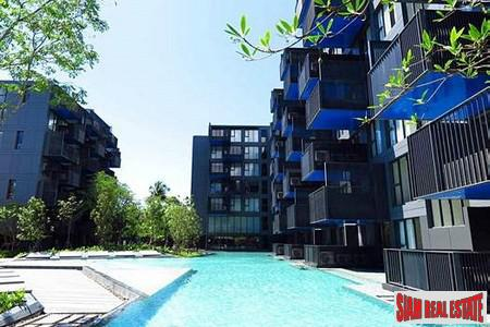 Studio, One- and Two- Bedroom Condos in Patong, brand new and ready to move in!