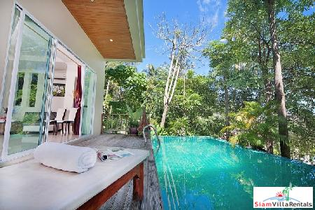 Three-Bedroom Pool Villa in a Secure, Green Karon Estate