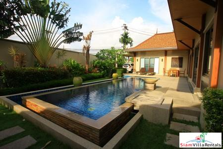 Three Bedroom Quality Villa in Naiharn