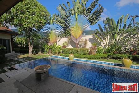 Three Bedroom Quality Villa in 10