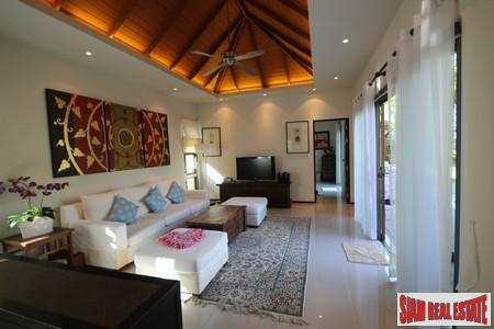 Three Bedroom Quality Villa in 3