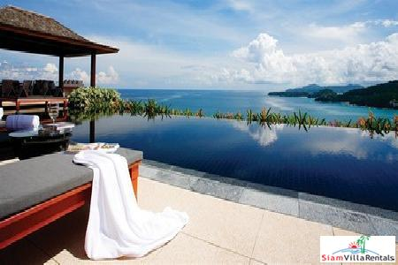 Full-Service Luxury Six-Bedroom Pool Villa in 5-Star Kamala Resort, Kamala, Phuket