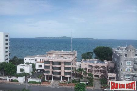 2 Bedroom Corner Condominium In A Popular Area Of Pattaya - South Pattaya
