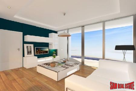 New Studio to 3 Bedroom Condominiums In A Hot Location - South Pattaya