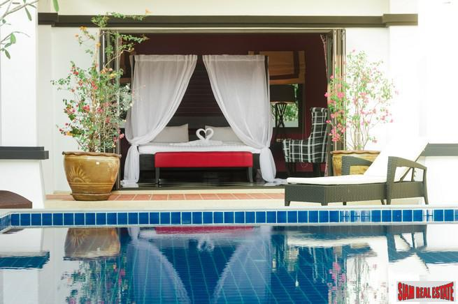 Four-Bedroom Luxury Balinese Courtyard Pool 4