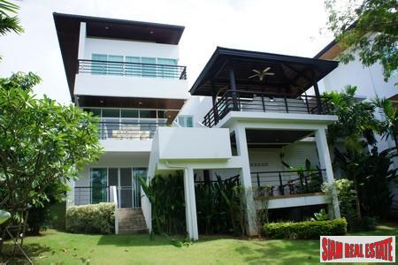 Modern, Sea View Five Bedroom Pool Villa in Rawai