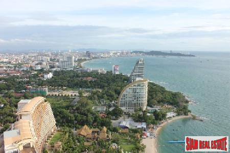 Two Level Penthouse Apartment In Ideal Location With Great Views - North Pattaya