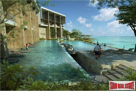 Studio and One-Bedroom Apartments in New Kantiang Bay, Koh Lanta Development