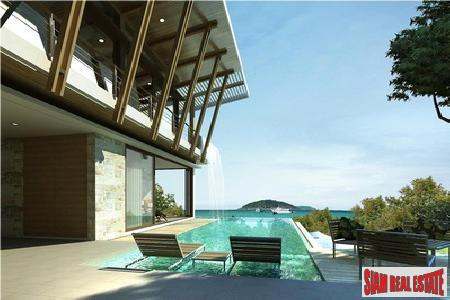 Modern Two-Bedroom Pool Villas in New Kantiang Bay, Koh Lanta Development