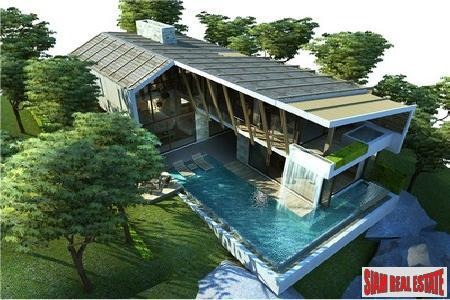 Modern Two-Bedroom Pool Villas in 2
