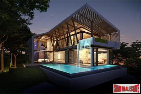 Modern Two-Bedroom Pool Villas in 4