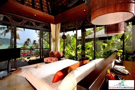 Deluxe One-Bedroom Sea-View Villa in Rawai Villa-Resort Development