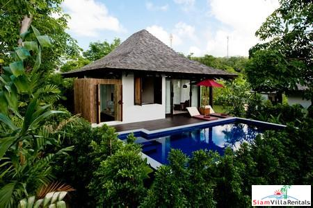 Deluxe One-Bedroom Private Pool Villa in Rawai Villa-Resort Development