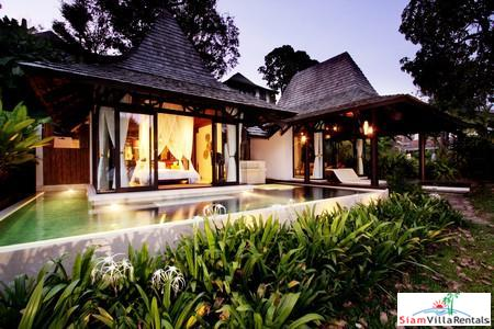 Luxury Beachfront One-Bedroom Pool Villa in Rawai Villa-Resort Development