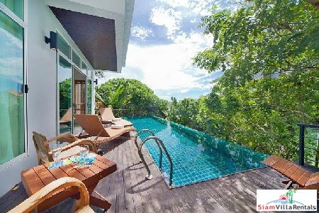 Three-Bedroom Pool Villa with Maid Quarter in Secure Karon Estate
