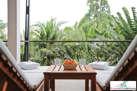 Elegant Thai-Style Two Bedroom Apartment in Kata