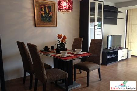 One bedroom in Sukhumvit 49.