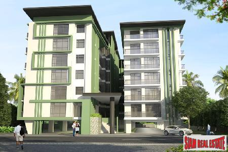New Condominium Development Offering 1 And 2 Bedroom Apartments  Bang Saray