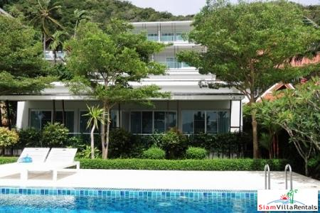 One-Bedroom Luxury Beachfront Apartment with Private Jacuzzi in Ao Yon