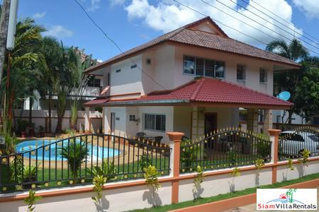 Large, Three Bedroom House with Pool in Sai Tai, Krabi