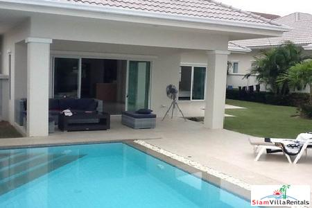 Three-Bedroom House with Pool in Hua Hin West