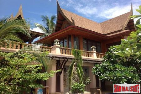 Elegant, Three-Bedroom Thai-Style Pool Villa 2
