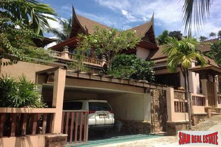 Elegant, Three-Bedroom Thai-Style Pool Villa 5
