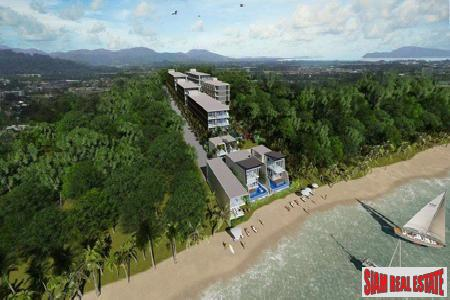 Oceanfront Studio, One- and Two-Bedroom Condos in Rawai