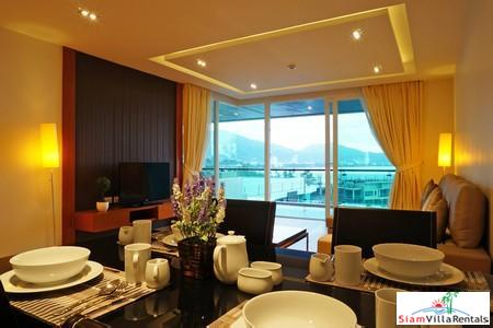 Sea-View Two-Bedroom Apartment in Upscale North Patong Residence