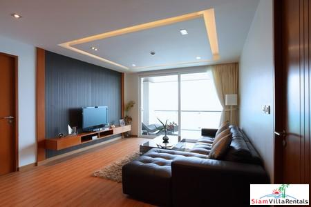 Sea-View Three-Bedroom Apartment in Upscale North Patong Residence