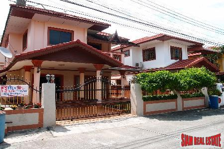 4 Bedroom 3 Bathroom Villa For Sale - Pattaya