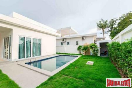 Great value pool villa