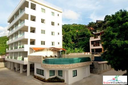 Cozy, Modern One-Bedroom Condo in Upscale Surin