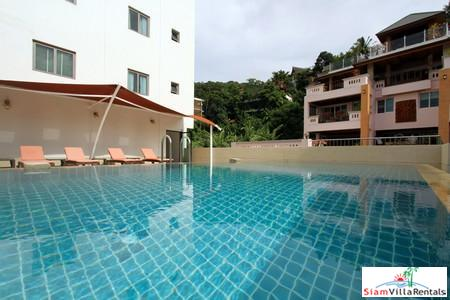 Deluxe, Modern One-Bedroom Condo in Upscale Surin
