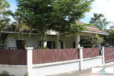Nice Two-Bedroom Detached House in Rawai