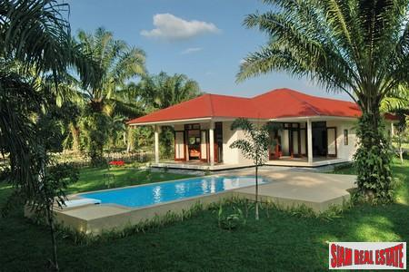 4 Bed Luxury Pool Villa With Cliff View