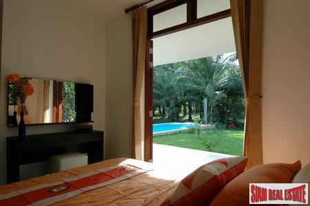4 Bed Luxury Pool Villa 11