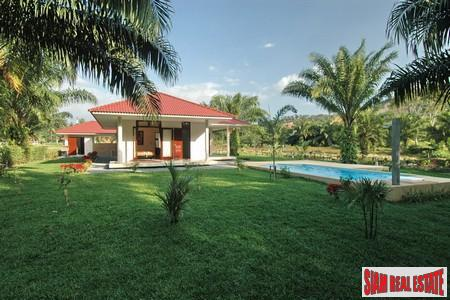 4 Bed Luxury Pool Villa 4