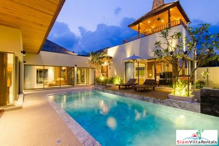 Luxury Three Bedroom Pool Villa in Layan