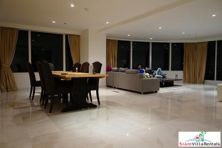 One-Room Available in Spacious Penthouse in Thong Lor
