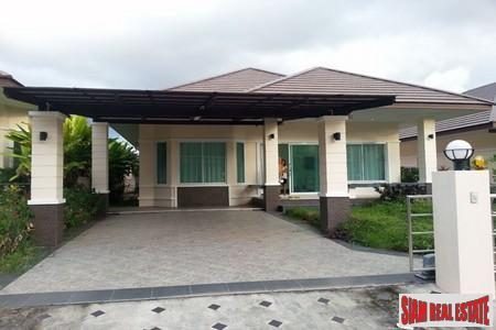 3 Bed High Quality Villa