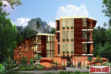Brand New Freehold Condos Close To The Beach In Ao Nang