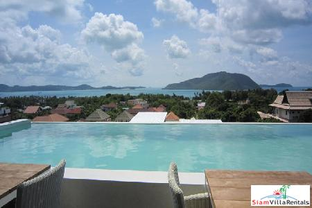 Boutique Sea View Resort and World Class Sports Centre for Sale at Rawai