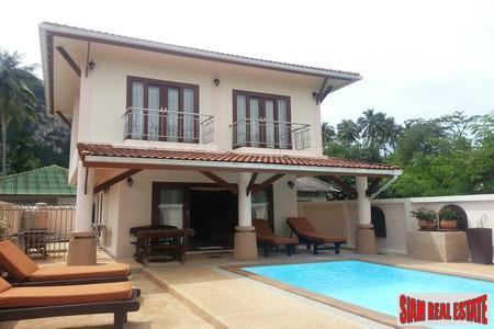 2 Bed Quality Pool Villa