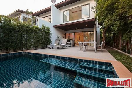 Three-bedroom private pool villa in Choeng Mon