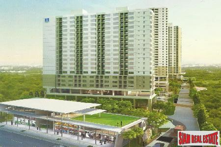 New One Bedroom Condominium For Sale, Naklua, Pattaya