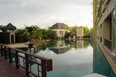 One Bedroom Resort Condominium - Jomtien