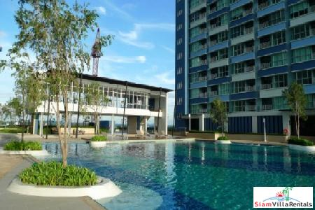New One Bedroom Condominium For Long Term Rent, Jomtien, Pattaya